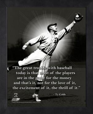 ... Greats Composite; Ty Cobb photos, Ty Cobb collectibles and memorabilia