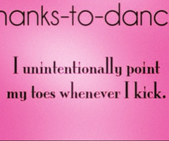 Thanks To Dance Quotes Tumblr Picture
