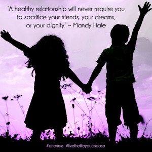 Healthy Relationships Quote