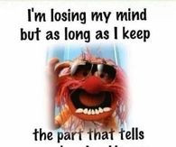 Losing My Mind Quotes