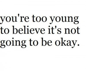 quotes about being young and wild Quotes About Being Young And
