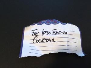 IPSO FACTO QUOTES