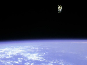 That may have been 'one small step' for Neil, but it's a heck of ...