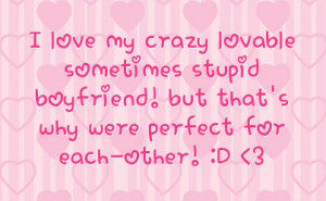 love my boyfriend quotes for facebook