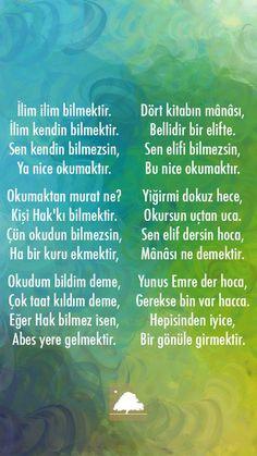 Yunus Emre : İlim İlim Bilmektir Anadolu Çınarları poster More