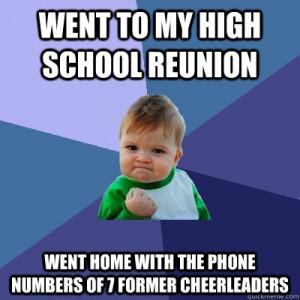 ... Reunion , High School Reunion , High School Reunion Memes , Varsity
