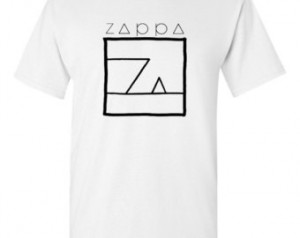 frank zappa t shirt 13 67 usd zappatee