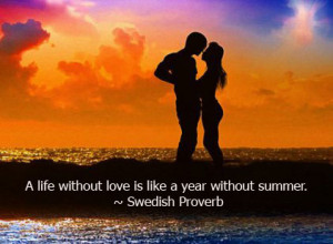 Summer Love Quotes and Sayings