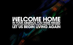 Quotes Welcome Wallpaper 1680x1050 Quotes, Welcome, Home, Text, Only