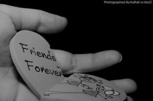 Broken Friendship :'(