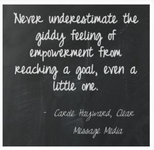 Reaching Goals Quotes Reaching goals quotes