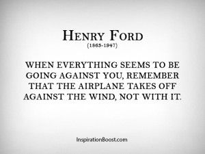 Henry Ford Flight Quotes
