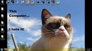 Tard The Grumpy Cat Quotes Hd Wallpapers Grumpy Cat