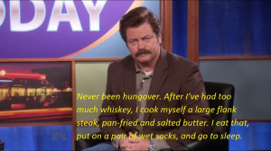 from parks and recreation specifically there are no better quotes than ...