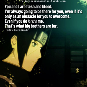 uchiha itachi quotes