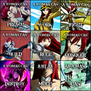 Anime Quotes Fairy Tail Erza (5)