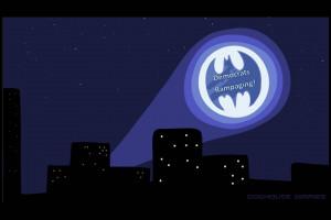 Holy Hyperbole, Batman! [Reader Post] » democrats rampaging bat ...