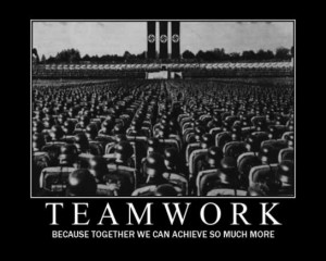 Teamwork Because Together We Can Achieve So Much More.