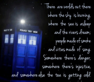just love quotes from Doctor Who