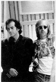 Tom Petty and Benmont Tench More