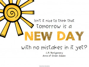 Search Results For: Tomorrow Is A New Day Quotes