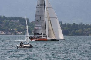 Sailboat Racing Crew...
