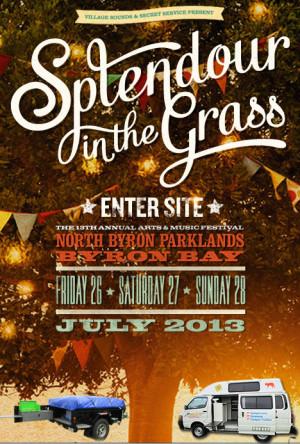 Heading to Splendour In The Grass?