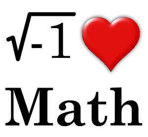 Dansk: Dedikeret til matematik (Photo credit: Wikipedia )