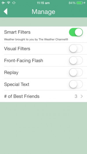 Snapchat for iOS gets Replay, Visual Filters, Front Camera Flash and ...