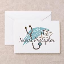 Nurse Preceptor Greeting Cards (Pk of 20)