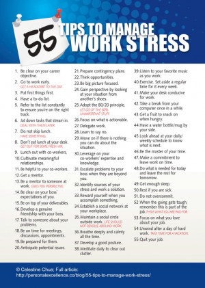 Stress Management For Executives