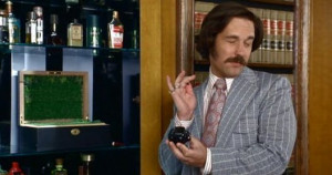 The 15 Funniest Quotes from Anchorman