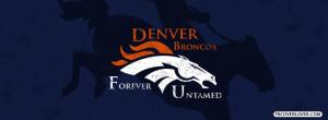 Denver Broncos Facebook Timeline Profile Covers