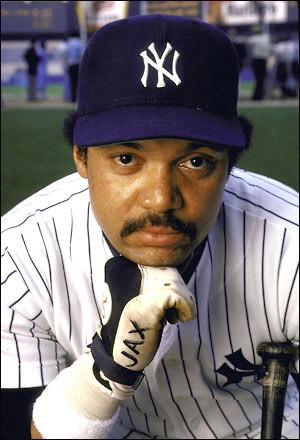 Reggie Jackson Yankees Success