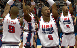 NBA Dream Team Jersey