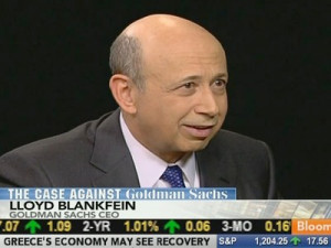Lloyd Blankfein's On Charlie Rose: The 10 Most Interesting Quotes
