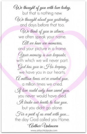 Loss Of A Loved One Quotes And Sayings Quotes of all sorts on