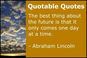 quotable quote of the day quotable quote of the day quotable quote ...