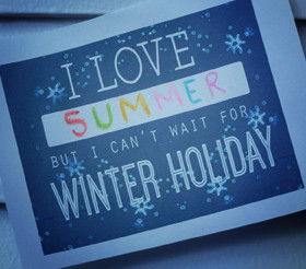 Winter Holiday Quotes & Sayings