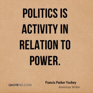 francis parker yockey essays Yockey: four essays the life and thoughts of francis parker yockey yockey, francis parker imperium: the philosophy of history and politics new york.