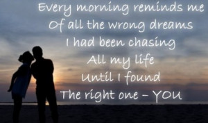 Good Morning Love Quotes For My Girlfriend ~ Good Night Sayings To ...