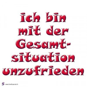 Funny Quotes and Sayings in German