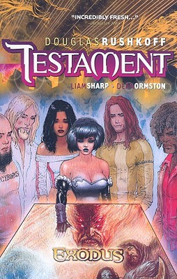 Jason Berg's Reviews > Testament, Vol. 4: Exodus