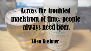 16 Beer Quotes Worthy of a Toast