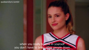 glee quinn fabray quotes