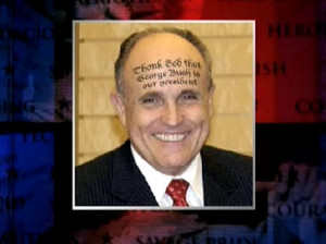 New and improved Rudy Giuliani, post-