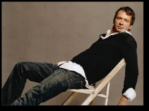 "James Purefoy The Following: ""He takes a crochet hook into the belly ..."