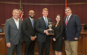 Missouri Attorney General Presents Attorney General's Cup to Winning ...