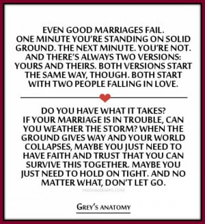 If Your marriage Is In trouble