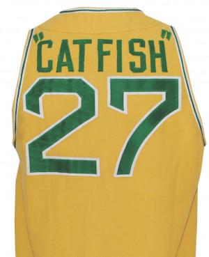 Catfish Hunter Jersey